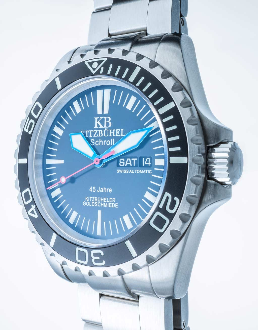KB Watch – Jubiläumsuhr