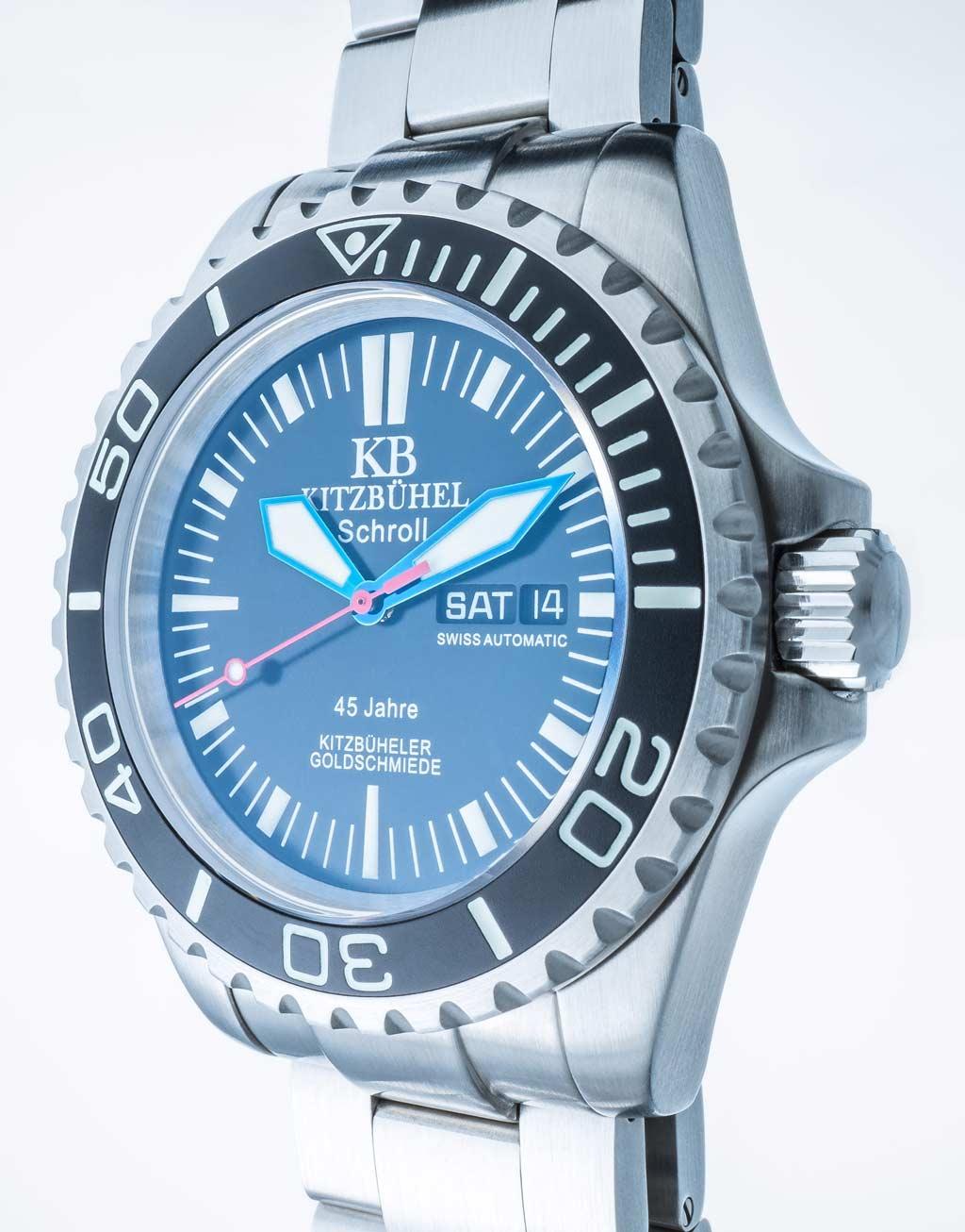 KB Uhr – Jubiläumsuhr