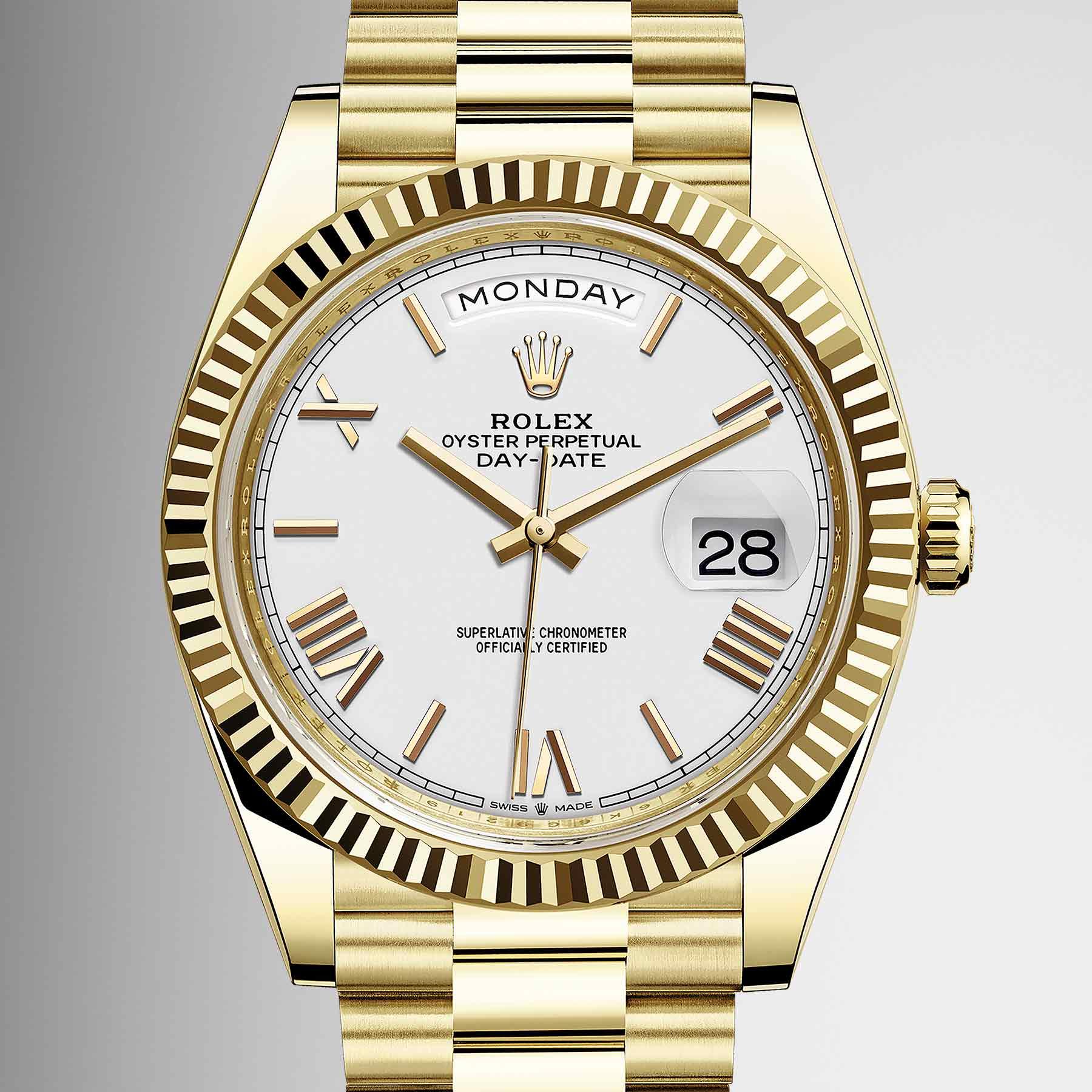 Schroll Kitzbuehel Rolex Watches