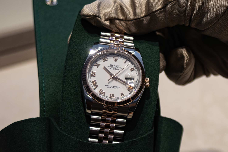 Schroll Rolex Handhabung Tirol