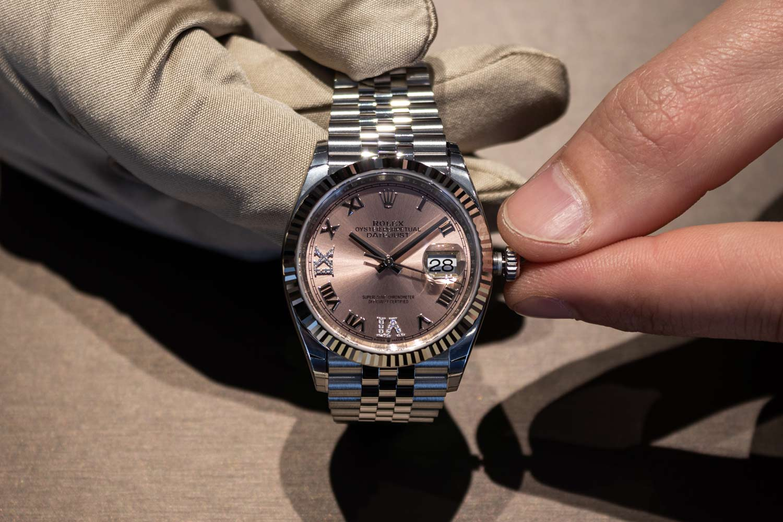 Schroll Rolex Bedienung Tirol
