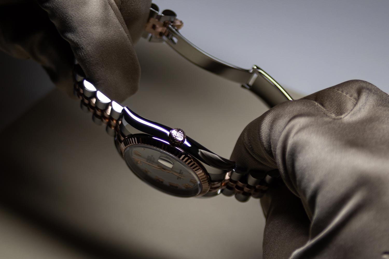 Schroll Rolex Handhabung Wartung Tirol