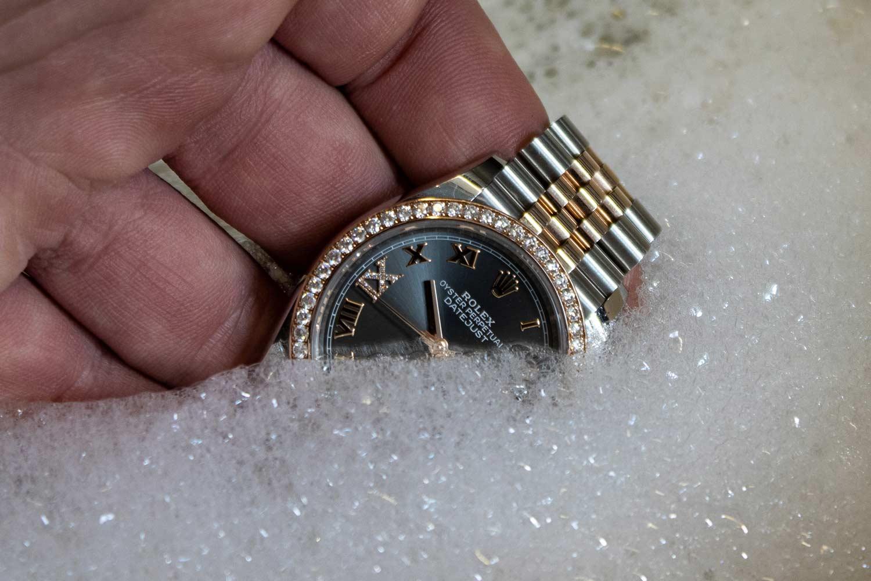 Schroll Rolex Handhabung Wartung Pflege Tirol