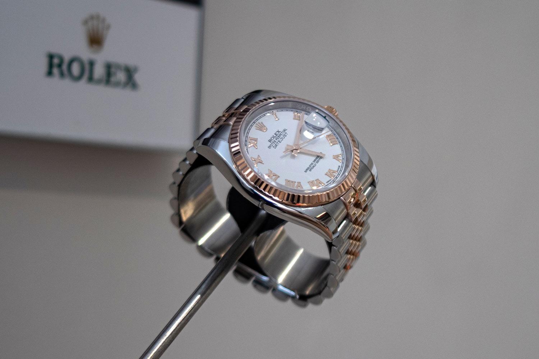 Schroll Rolex Service Wartung Tirol