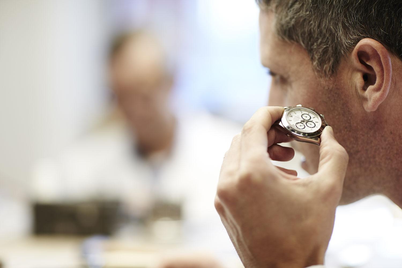 Schroll Rolex Kundendienst Service Tirol