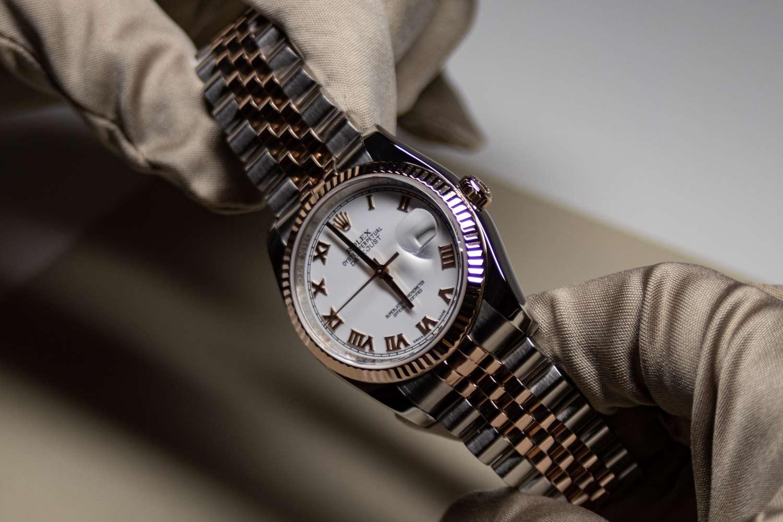 Schroll Rolex Wartung Kontrolle Tirol