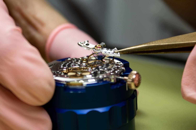 Schroll Rolex Montage Wartung Tirol