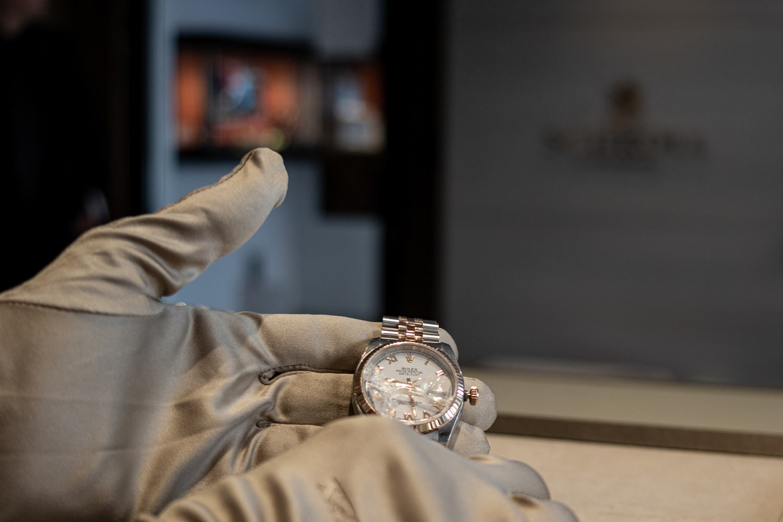 Schroll Rolex Wartung Service Tirol