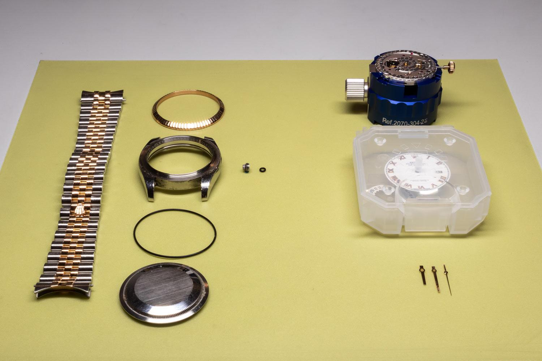 Schroll Rolex Wartungsarbeiten Tirol